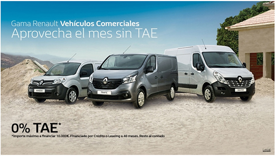 GAMA VEHICULO COMERCIAL